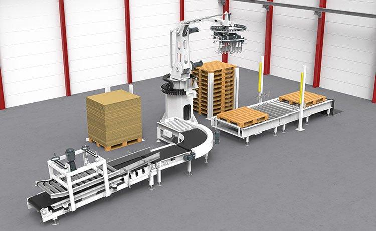 Universal-Industrieroboter