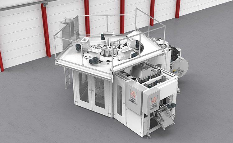 Rotations FFS Maschinen